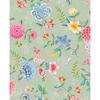 Picture of Good Evening Moss Floral Garden Wallpaper