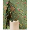 Picture of Floris Olive Woodland Floral Wallpaper