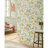 Picture of Calliope White Palm Scenes Wallpaper