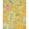 Picture of Calliope Yellow Palm Scenes Wallpaper
