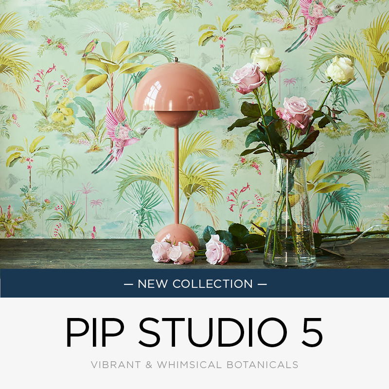 Pip Studio 5 Wallpaper Collection