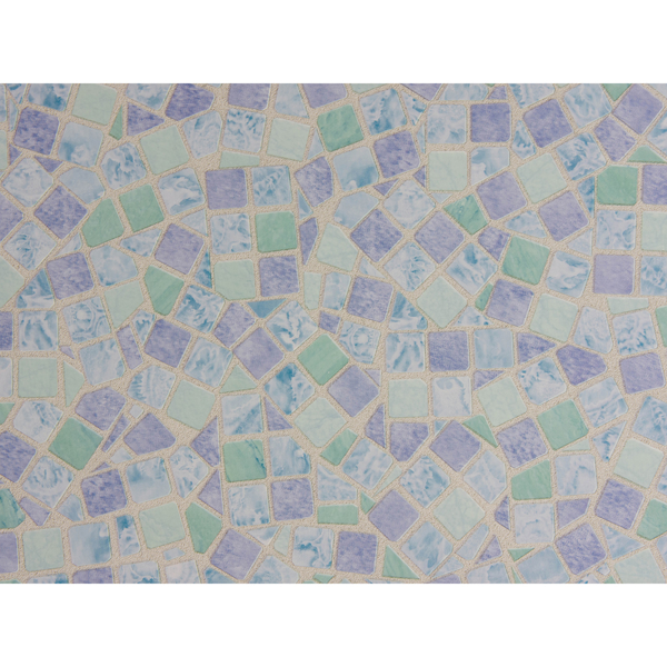 Picture of Mosaic Blue Self Adhesive Film