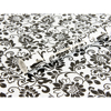 Picture of Black & White Damask Adhesive Film
