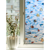 Picture of Fishes Static Window Film