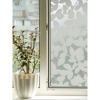 Picture of Leaf Print Static Window Film