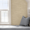 Picture of Avery Weave Cream Peel and Stick Wallpaper