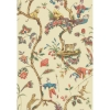 Picture of Ecru Chinoise Exotique Scalamandre Self Adhesive Wallpaper
