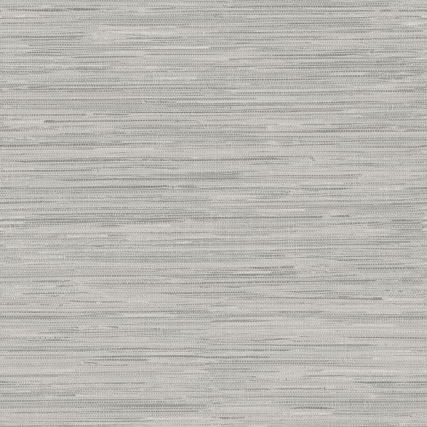 Picture of Avery Weave Grey Peel and Stick Wallpaper