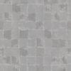 Picture of Varak Silver Checkerboard Wallpaper