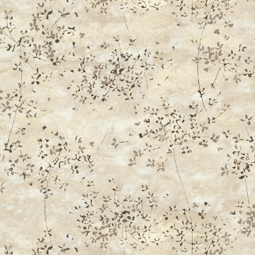Picture of Arian Gold Inkburst Wallpaper