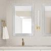 Picture of Paititi Rose Gold Diamond Trellis Wallpaper