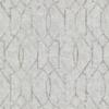 Picture of Ziva Platinum Trellis Wallpaper