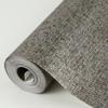 Picture of Maia Stone Faux Linen Wallpaper