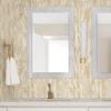 Picture of Suna Gold Woodgrain Wallpaper