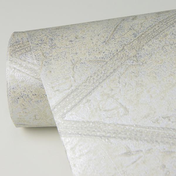 Picture of Mayari Platinum Tiled Wallpaper