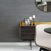 Picture of Shandong Slate Grasscloth Wallpaper