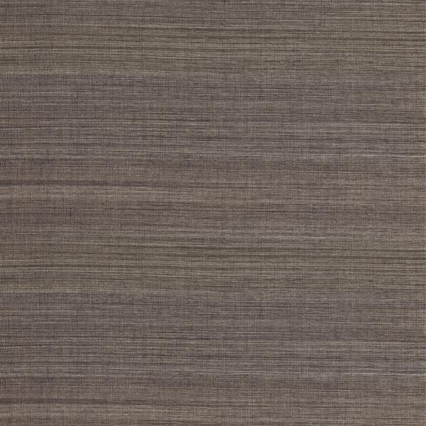 Picture of Xidi Brown Grasscloth Wallpaper