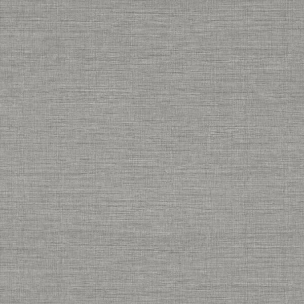 Picture of Essence Grey Linen Texture Wallpaper