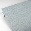 Picture of In the Loop Sage Faux Grasscloth Wallpaper