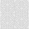 Picture of Kachel Grey Geometric Wallpaper