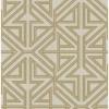 Picture of Kachel Gold Geometric Wallpaper