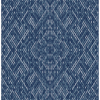 Picture of Felix Indigo Geometric Wallpaper