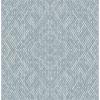 Picture of Felix Sky Blue Geometric Wallpaper