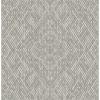 Picture of Felix Grey Geometric Wallpaper