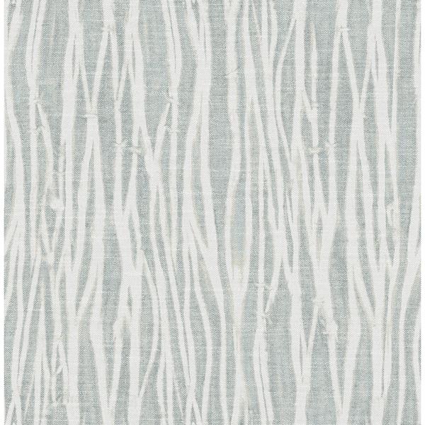 Picture of Nazar Light Grey Stripe Wallpaper