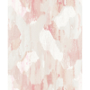 Picture of Mahi Blush Abstract Wallpaper