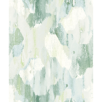 Picture of Mahi Green Abstract Wallpaper