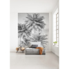 Picture of Overcast Palm Wall Mural