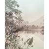 Picture of Palm Lake Wall Mural