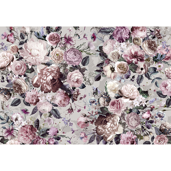 Picture of Lovely Blossoms Wall Mural