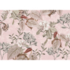 Picture of Blush Branches Wall Mural