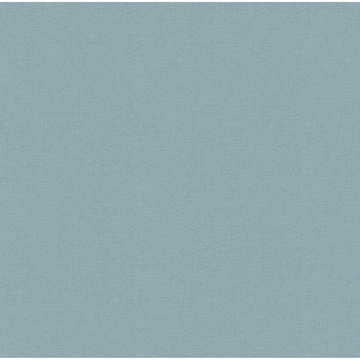 Picture of Meade Teal Fine Weave Wallpaper