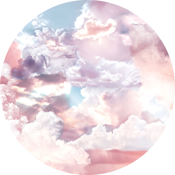 Picture of Candy Sky Non Woven Dot Decal