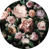 Picture of Flower Couture Non Woven Dot Decal