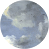 Picture of Simply Sky Non Woven Dot Decal