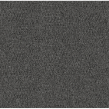 Picture of Sydney Charcoal Faux Linen Wallpaper