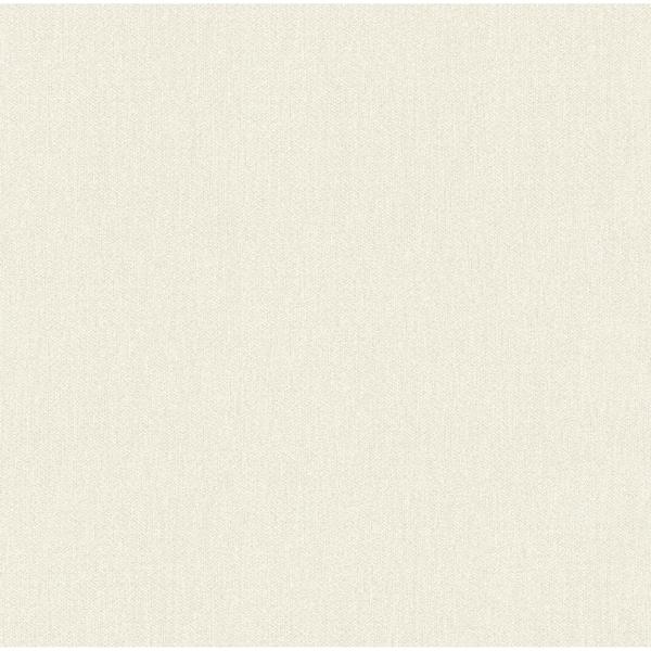 Picture of Sydney Cream Faux Linen Wallpaper
