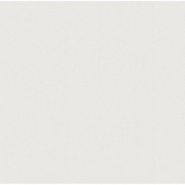 Picture of Meade White Fine Weave Wallpaper
