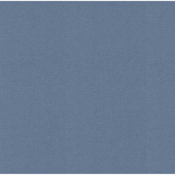Picture of Meade Denim Fine Weave Wallpaper