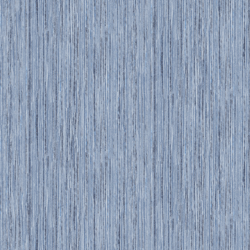 Picture of Justina Indigo Faux Grasscloth Wallpaper