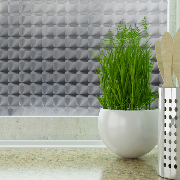 Picture of Squares Static Window Film