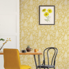 Picture of Yellow Danson Peel and Stick Wallpaper