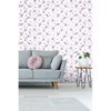 Picture of Mia Blush Floral Wallpaper