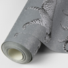 Picture of Glamorous Charcoal Leopard Wallpaper