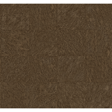 Picture of Flannery Brown Animal Hide Wallpaper