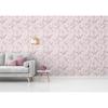 Picture of Mariko Blush Floral Wallpaper